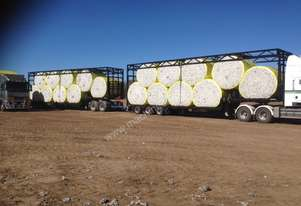 Cotton Cartage Trailer Attachment