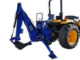80HP TRACTOR BACKHOE ATTACHMENT, 3 POINT LINKAGE INCLUDES BUCKET - picture1' - Click to enlarge