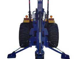 80HP TRACTOR BACKHOE ATTACHMENT, 3 POINT LINKAGE INCLUDES BUCKET - picture2' - Click to enlarge