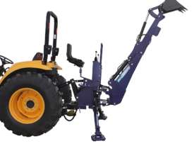 80HP TRACTOR BACKHOE ATTACHMENT, 3 POINT LINKAGE INCLUDES BUCKET - picture0' - Click to enlarge