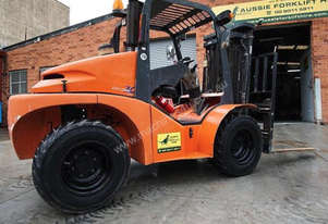 Mast Explorer 4WD All Terrain 3T Buggy Forklift HIRE from $550pw + GST