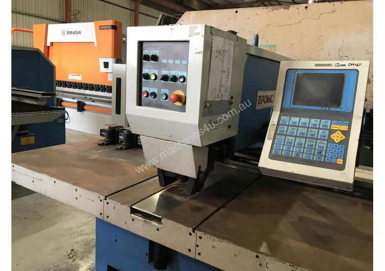 USED Euromac CX750/30 CNC