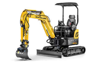 New Holland E17C Compact Excavator