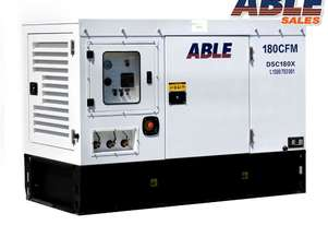 Diesel Screw Compressor 185 CFM