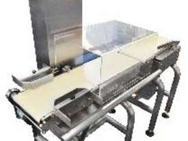 Checkweigher with Twin Arm Reject - picture0' - Click to enlarge