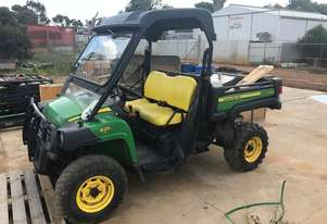 John Deere GATOR XUV825i ATV All Terrain Vehicle