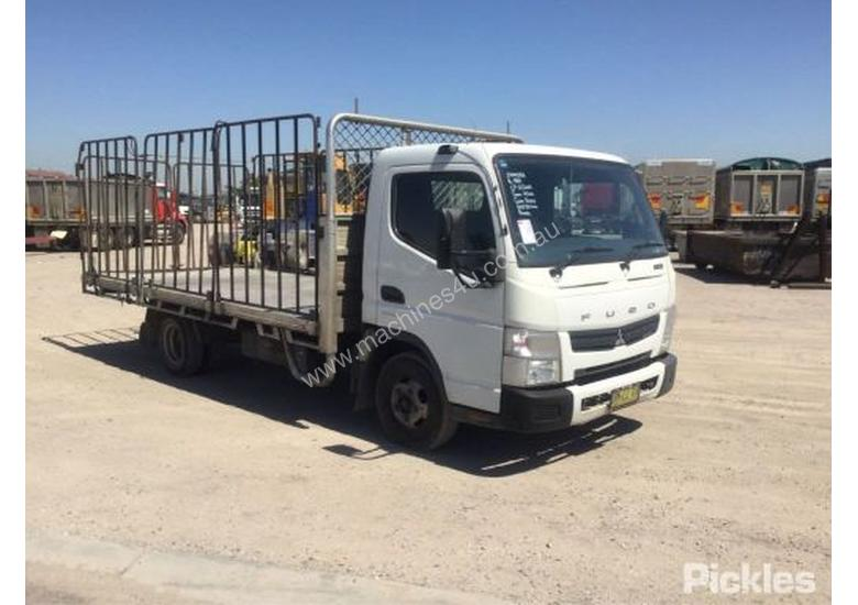 2013 Mitsubishi Canter FEB21