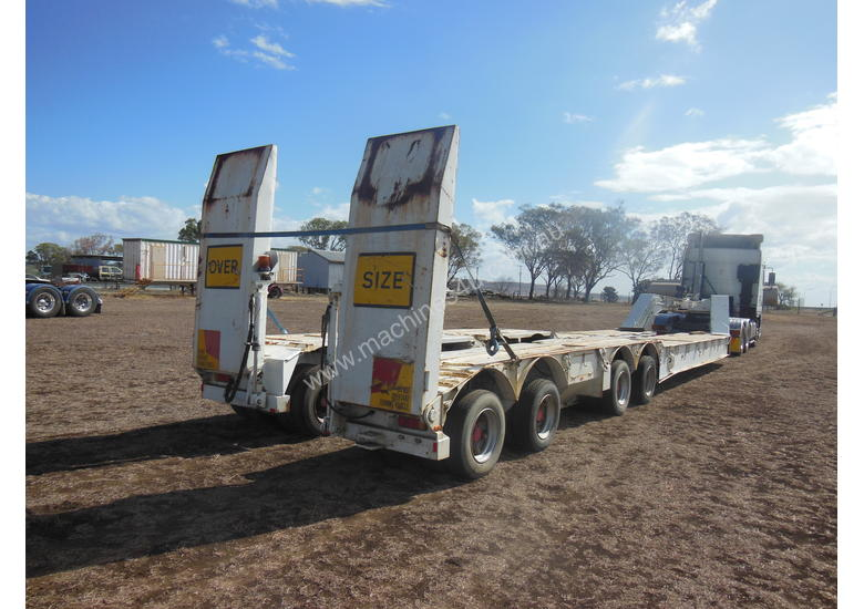 Brentwood Plant Trailer, With Ramp