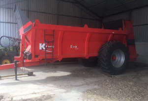 K-Two EVO 1800 Fertilizer/Manure Spreader Fertilizer/Slurry Equip