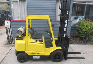 Hyster 2.5 ton LPG, low hours Used Forklift
