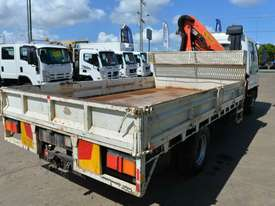 2009 MITSUBISHI FUSO FIGHTER Crane Truck Dual Cab Tray Top - picture5' - Click to enlarge
