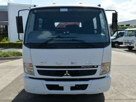 2009 MITSUBISHI FUSO FIGHTER Crane Truck Dual Cab Tray Top - picture9' - Click to enlarge