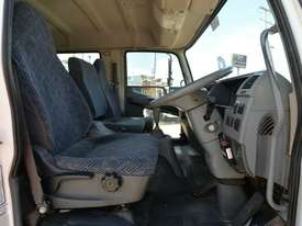 2009 MITSUBISHI FUSO FIGHTER Crane Truck Dual Cab Tray Top - picture10' - Click to enlarge