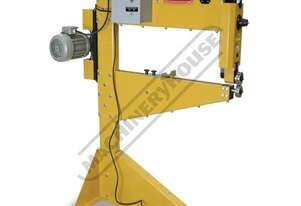 BR-16E-36 Bead Roller - Motorised 1.6mm Mild Steel Thickness Capacity Includes 1/4