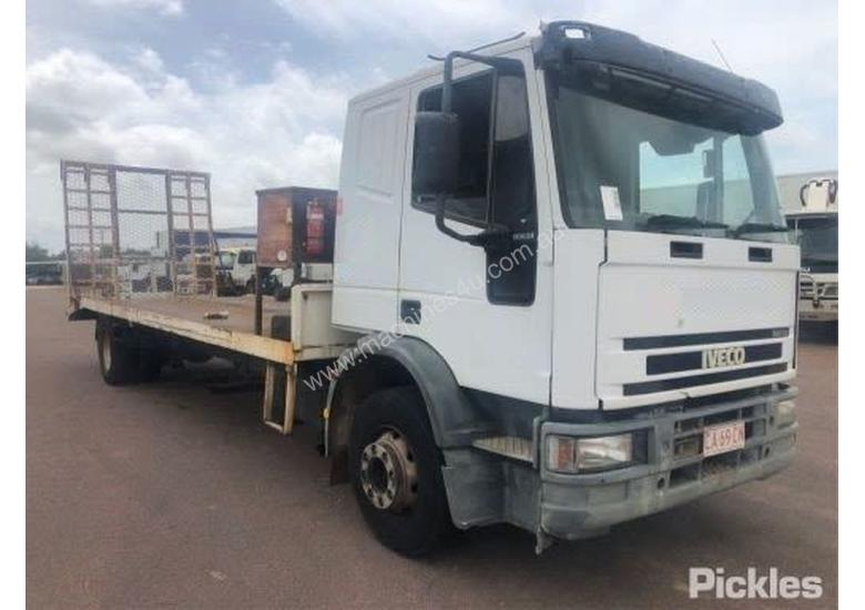 Used Iveco Eurocargo 150E24 Wrecking 12-14 Tonne Trucks in