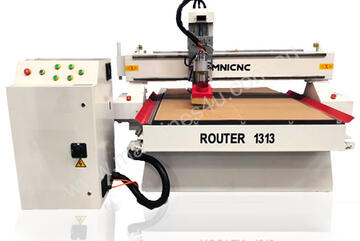 1300 x 1300mm CNC Router OR1313 by Omni