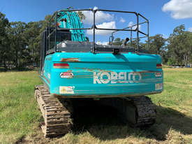 Kobelco SK350 Tracked-Excav Excavator - picture3' - Click to enlarge