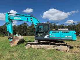 Kobelco SK350 Tracked-Excav Excavator - picture0' - Click to enlarge