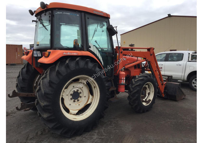 Used daedong Daedong DK90 FWA 4WD Tractor 4WD Tractors 80-100hp in