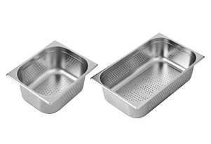 GNP12100 - Perforated Gastronorm Pan AUSTRALIAN STYLE
