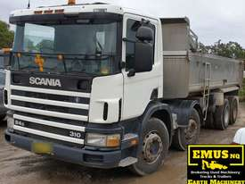 2000 Scania Twin Steer Alloy Tipper.  E.M.U.S. TS457 - picture1' - Click to enlarge