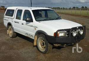 Ford   COURIER XL Ute