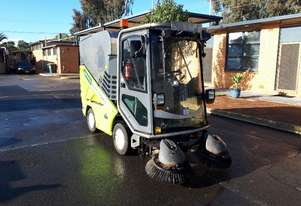 Green Machine Compact Street Sweeper