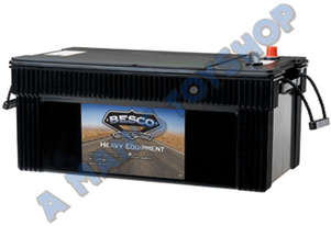 BATTERY 12 VOLT  BESCO 1200CCA MF