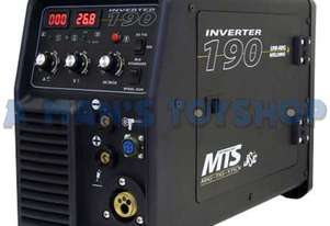 INVERTER WELDER MIG TIG 200 VRD 1.2MM