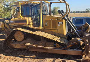 CATERPILLAR CAT D6H Bulldozer DOZCATM