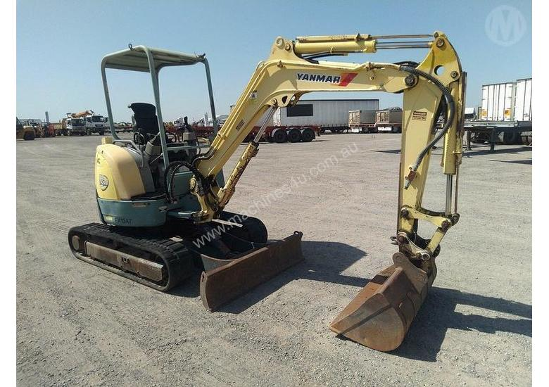 Used Yanmar VIO35-3 0-7 Tonne Excavator in , - Listed on