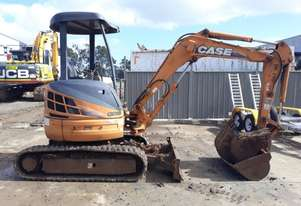 USED 2005 CASE CX31B C30229 MINI EXCAVATOR
