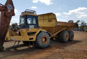 1999 Caterpillar D400D Articulated Dump Truck *DISMANTLING*