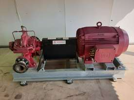 2006 Nossiter Centrifugal Water Pump  NPS 7527A  Model ES 6570  - picture0' - Click to enlarge
