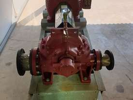 2006 Nossiter Centrifugal Water Pump  NPS 7527A  Model ES 6570  - picture1' - Click to enlarge