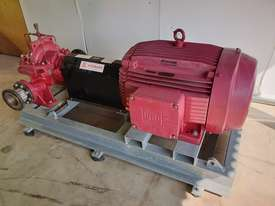 2006 Nossiter Centrifugal Water Pump  NPS 7527A  Model ES 6570  - picture2' - Click to enlarge