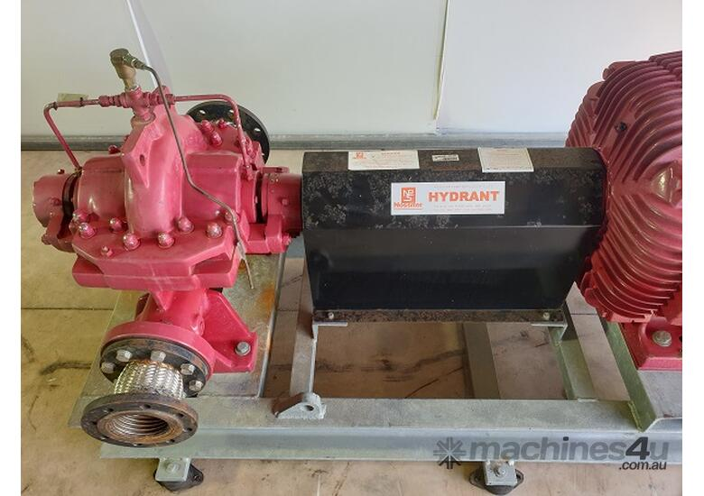 2006 Nossiter Centrifugal Water Pump  NPS 7527A  Model ES 6570