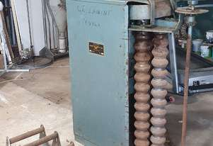 Corrugated Iron Curving Roller
