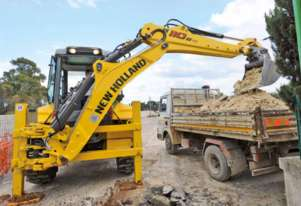 New Holland B115B Backhoe Loaders