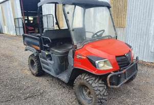 Kioti Used   Mechron 2200 UTV
