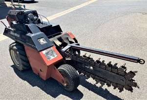 Ditch Witch 1820 Trenching Machine, 181 Hrs