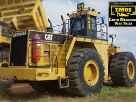 CAT 992C, had been O/H, plus attachments. E.M.U.S. MS623 - picture0' - Click to enlarge