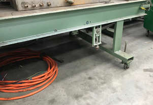 Wysong Horizontal sheet Conveyor - STOCK DANDENONG, VIC