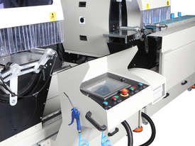 AS 434/3 Industrial Double Head Cutting Machine � 600 mm - Automation with 3 Axis Servo Control   - picture3' - Click to enlarge