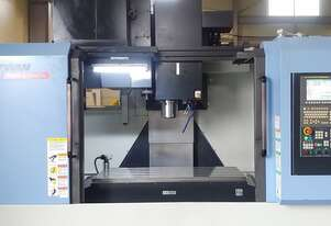 2014 Doosan Mynx 6500/50 Vertical Machining Centre