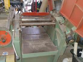 Combination woodworking machine - picture0' - Click to enlarge