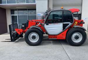Used Manitou MT1030 Telehandler For Sale with Forks + Jib/Hook