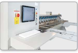 AitalMac EPR3500 CNC Edge polishing machine, is simple and fast for any types of job