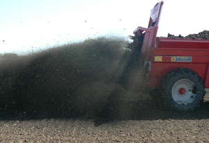 Manure/Compost/Lime M60 Spreader
