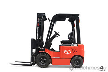 Brand   EP EFL181 1.8T Lithium Battery Electric Forklift FOR SALE 2 YEARS WARRANTY INC!